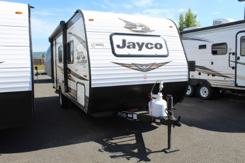 Exterior : 2020-JAYCO-195RB