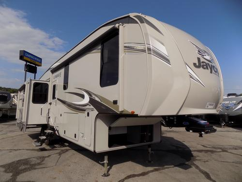 Bathroom : 2018-JAYCO-317RLOK