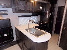 Kitchen : 2019-FOREST RIVER-29HFX
