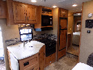 Kitchen : 2015-FOREST RIVER-M-2501TS