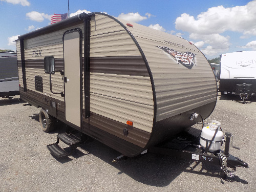 Forest River Wildwood Fsx 170SS RVs for Sale - Camping World