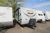 Used 2012 Layton Layton WALKABOUT 19RB Travel Trailer For Sale