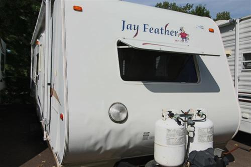 Used 2006 Jayco Jayco 29Y Travel Trailer For Sale