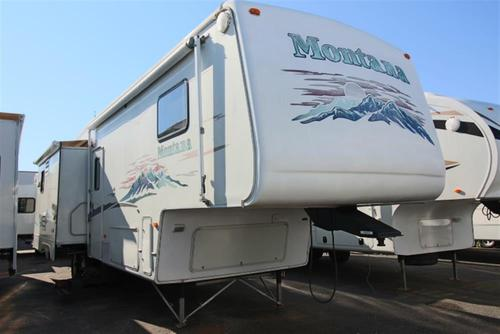 Used 2003 Keystone Montana 3495RK Fifth Wheel For Sale