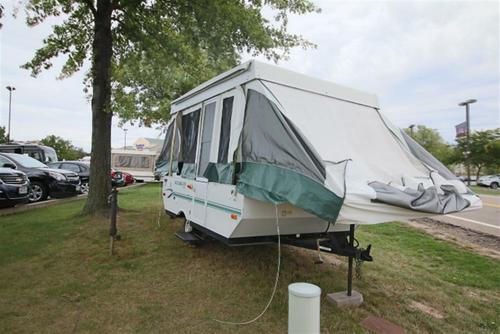 Used 2006 Forest River Rockwood 1940LTD Pop Up For Sale