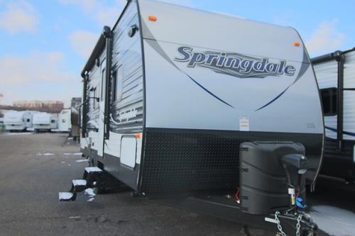 2016 Keystone Springdale