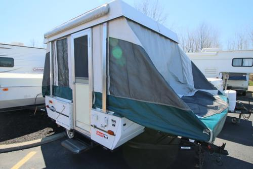 Used 2001 Coleman Coleman TAOS DESTINY Pop Up For Sale