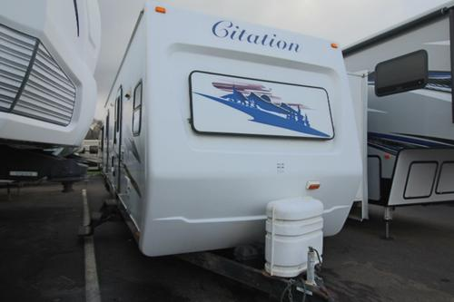 Used 2005 Citation Citation 32TB Travel Trailer For Sale