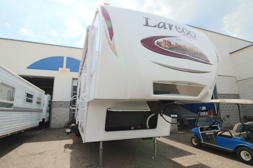 2011 Keystone Laredo