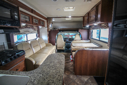 Bathroom : 2013-COACHMEN-260QB