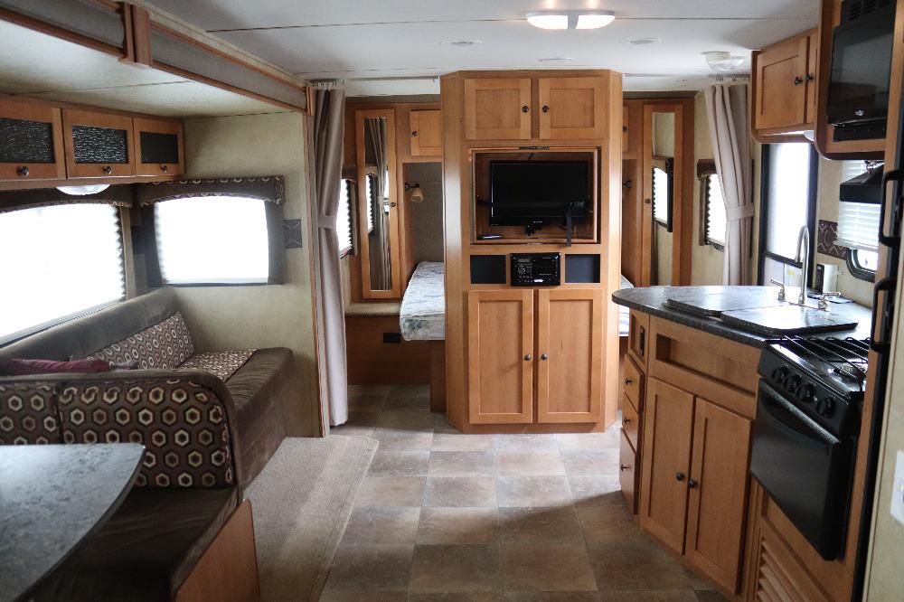 2013 Cruiser RV 260bhs