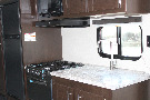 Kitchen : 2019-K-Z RV-240THLE