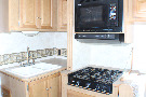 Kitchen : 2011-WINNEBAGO-31J