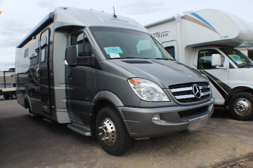 Exterior : 2014-LEISURE TRAVEL-U24MB MERCEDES SPRINTER