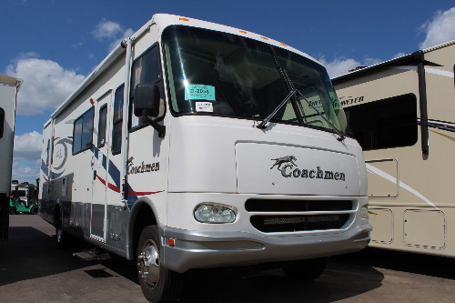 Exterior : 2004-COACHMEN-300 QB-FORD