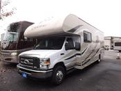 Used 2015 THOR MOTOR COACH Chateau 28F Class C For Sale