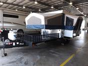 Used 2014 Forest River Flagstaff 28TSC Pop Up For Sale