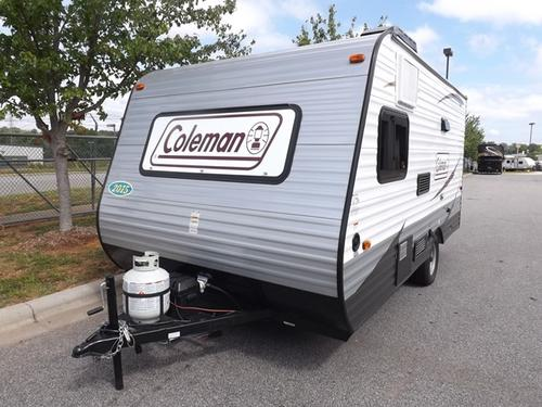 Used 2015 Dutchmen Coleman 15BH Travel Trailer For Sale