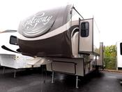 Used 2014 Heartland GATEWAY 3200RS Fifth Wheel For Sale