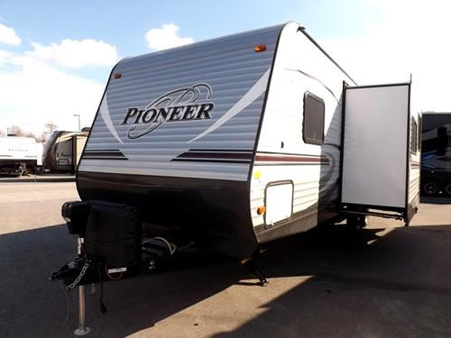 New 2016 Heartland Pioneer BH270 Travel Trailer For Sale