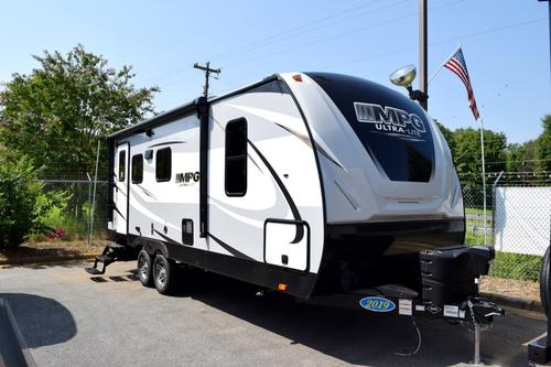Exterior : 2019-CRUISER RV-2120RB
