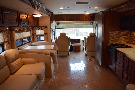 Living Room : 2013-COACHMEN-405FK