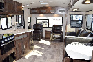 Living Room : 2019-CRUISER RV-25RL