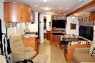 Living Room : 2008-WINNEBAGO-37G