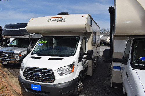 RV : 2018-COACHMEN-20 CB FORD