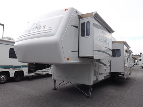 Used 2005 Jayco Designer 31RL Fifth Wheel For Sale