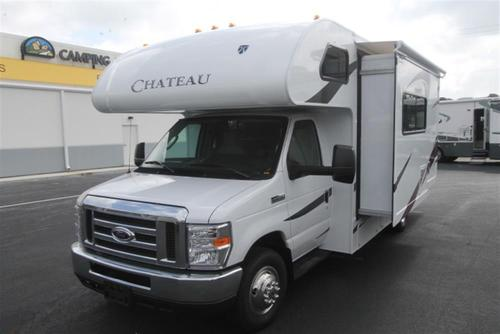New 2016 THOR MOTOR COACH Chateau 24C Class C For Sale