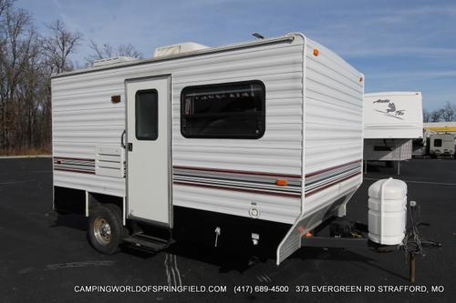 Used 2006 Play-mor Playmor F22 Travel Trailer For Sale