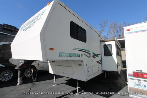 Used 1998 NuWa HITCHHIKER 2 28RKBW Fifth Wheel For Sale