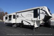 Used 2015 Heartland Big Country 3450TS Fifth Wheel For Sale