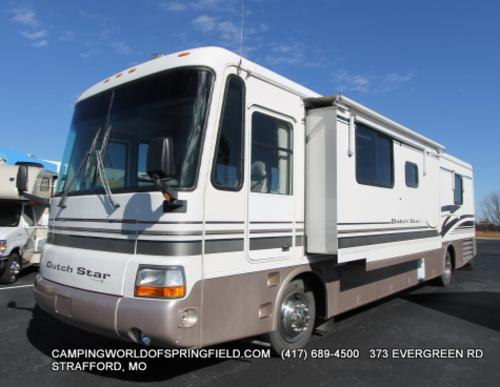 Used 1999 Newmar Dutchstar 3865 Class A - Diesel For Sale