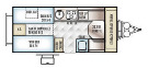 Floor Plan : 2016-FOREST RIVER-A213HW