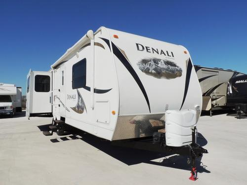 Used 2011 Dutchmen Denali 285RE Travel Trailer For Sale