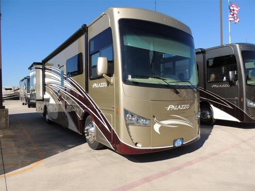 New 2016 THOR MOTOR COACH PALAZZO 33.3 Class A - Diesel For Sale