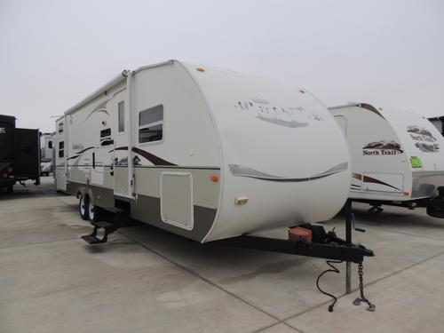 Used 2007 Keystone Outback 31RDS Travel Trailer For Sale