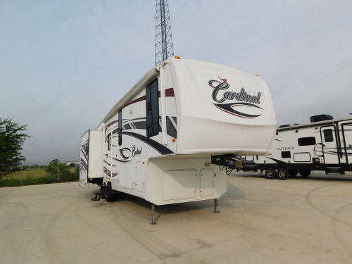 Exterior : 2010-FOREST RIVER-3050RL