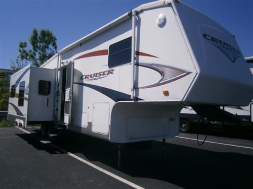Used 2007 Crossroads Cruiser 321RL Fifth Wheel For Sale