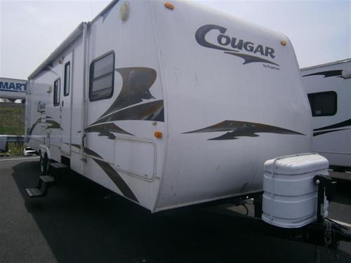 Used 2008 Keystone Cougar 304BHS Travel Trailer For Sale
