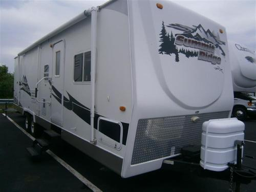 Used 2006 Americamp RV Summit Ridge 315QBS Travel Trailer For Sale