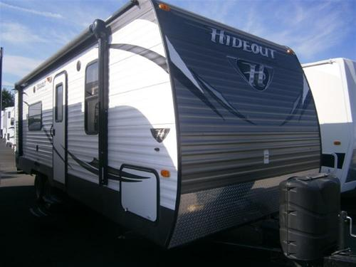 Used 2015 Keystone Hideout 230LHS Travel Trailer For Sale