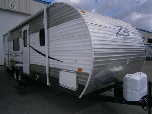 Used 2012 Crossroads Z-1 251BH Travel Trailer For Sale