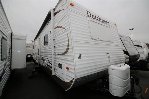 Used 2010 Dutchmen Classic 30S Travel Trailer For Sale