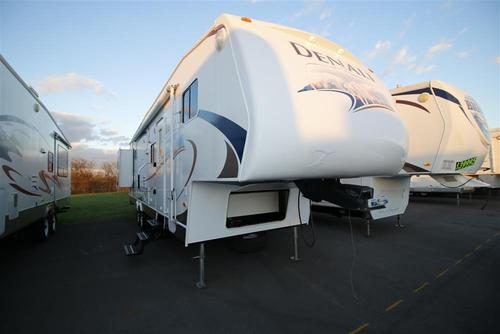 Used 2008 Dutchmen Denali 32RL Fifth Wheel For Sale