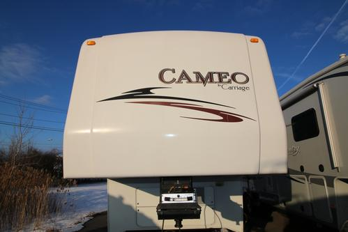 Used 2007 Carriage Cameo 35FD3 Fifth Wheel For Sale