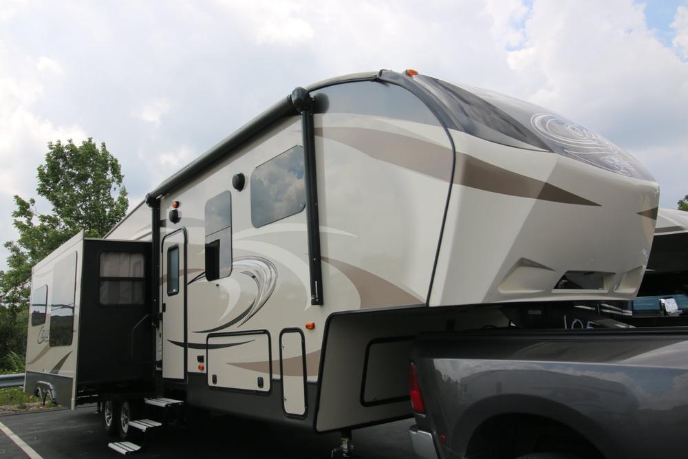 New 2017 Keystone Cougar 336bhs Fifth-wheel For Sale
