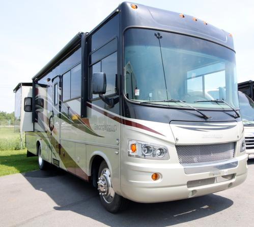 Exterior : 2011-FOREST RIVER-M337-DS